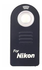 Controle Remoto Ml-l3 Disparador P/ Nikon D3200 D5100 D7100