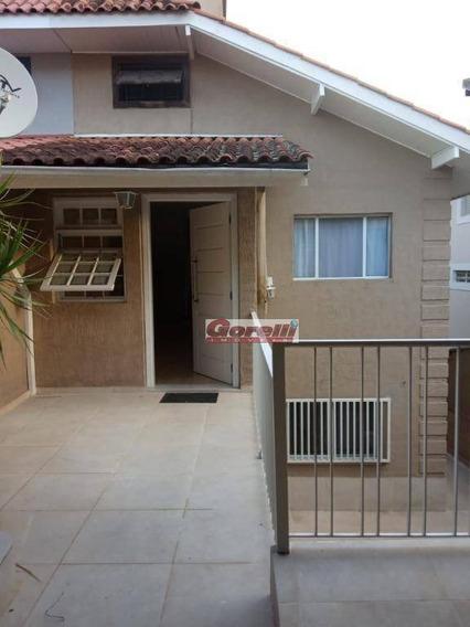 Casa Com 3 Dormitórios À Venda, 151 M² Por R$ 590.000 - Chácara Jafet - Mogi Das Cruzes/sp - Ca1683