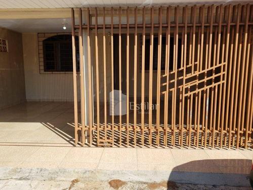 Imagem 1 de 23 de Casa 02 Quartos E 04 Vagas No Afonso Pena, São José Dos Pinhais - Ca0757