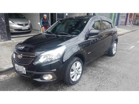Chevrolet Agile 1.4 Mt Ltz 2014
