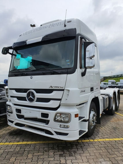 Mercedes-benz Actros 2546 6x2 Aut 2014 / Financiamos