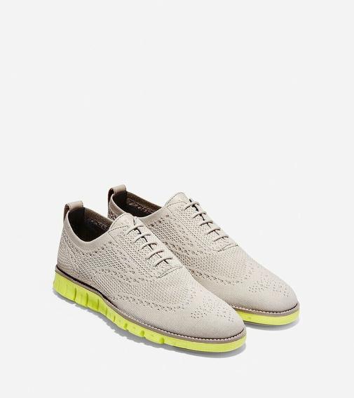 Zapatos Cole Haan Zerogrand Stichlite Winterized Dove 9us
