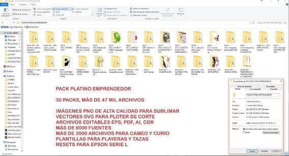 40 Packs De Diseño, Imágenes, Vectores Y Corte Cameo Studio