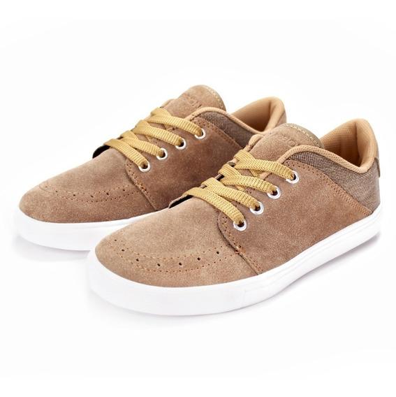 Zapatillas Clásicas De Gamuza De Hombre Bourbon Store