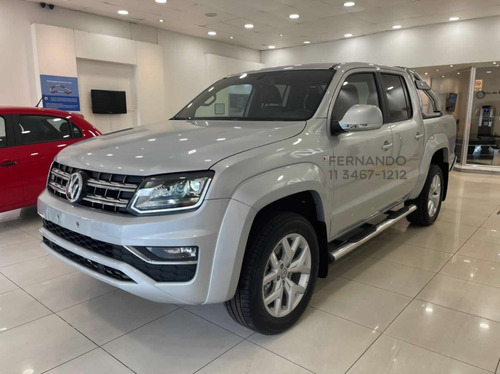 Volkswagen Amarok V6 Highline Tdi 224cv 4x4 At 2021 Vw  Full