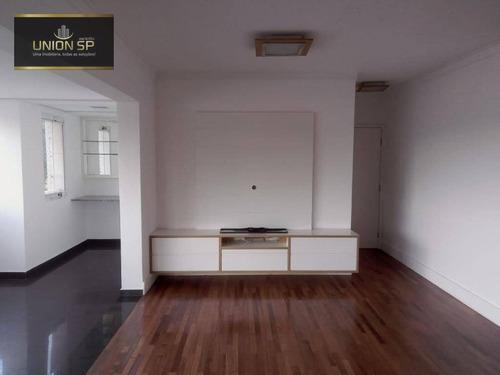 Imagem 1 de 18 de Apartamento Com 3 Dormitórios À Venda, 119 M² Por R$ 1.680.000,00 - Brooklin - São Paulo/sp - Ap49783
