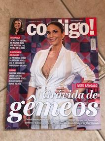 Revista Contigo 2191 Ivete Sangalo Lexa Elizangela Spfw
