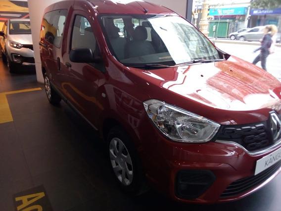 Renault Kangoo 1.6 Life No Berlingo No Partner Tomo Usado Jl