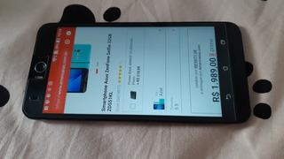 Smartfone Zenfone Selfie Zd551kl
