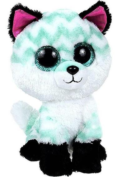 Pelúcia Beanie Boos Ty Fox Raposa 3512 16cm
