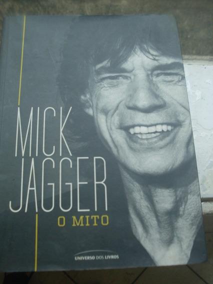 Livro Mick Jagger - Mito