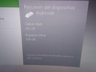 Xbox 360 E De 500 Gb Con 2 Mandos Sin Hack