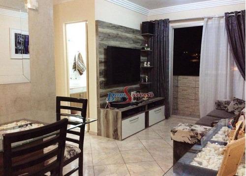 Apartamento Com 2 Dormitórios À Venda, 63 M² Por R$ 275.000,00 - Vila Formosa (zona Leste) - São Paulo/sp - Ap2768