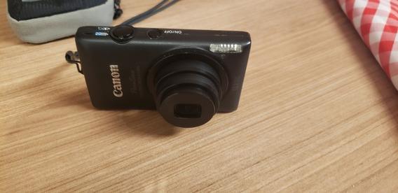 Canon Powershot Elph 300 Hs 12.1 Mp Digital + Case Logic