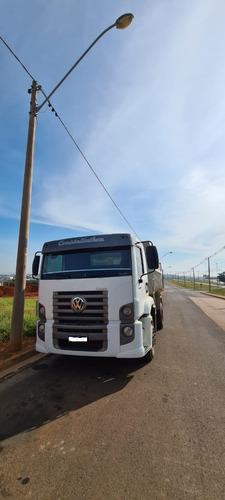Caminhão Vw 17280 Basculante