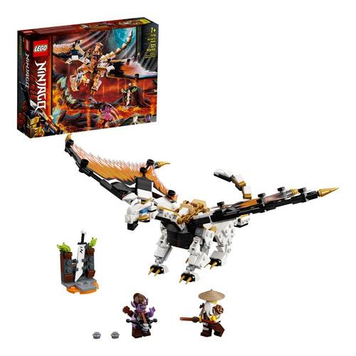 Lego Ninjago 71718 Dragón De Batalla 321 Pzs