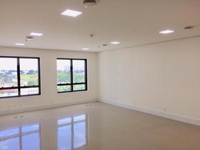 Sala À Venda, 49 M² Por R$ 450.000 - Jardim Aquarius - São José Dos Campos/sp - Sa0355