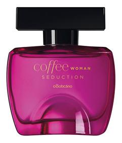 Coffee Desodorante Colônia Woman Seduction 100ml