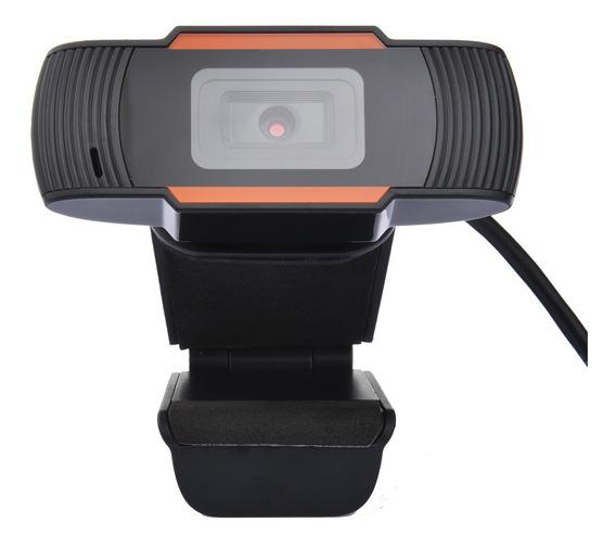 Usb 2.0 Pc Câmera 640x480 Hd Gravação Web Camera Webcam W