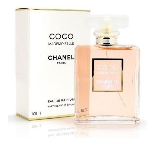 Perfume Coco Mademoiselle Eau De Parfum 100 Ml