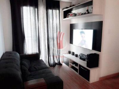 Apartamento Em Condomínio Padrão Para Venda No Bairro Vila Mendes, 3 Dorms, 1 Suíte, 1 Vaga - 2110