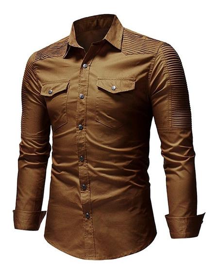 renombre mundial brillante n color vendido en todo el mundo Camisa Militar Hombre Zara - Vestuario y Calzado en Mercado ...
