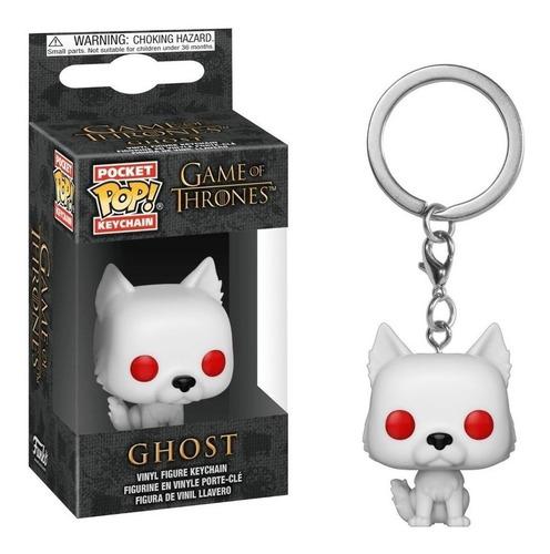 Funko Pop Keychain Ghost Game Of Thrones