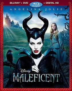 Maleficent Blu-ray Us Import