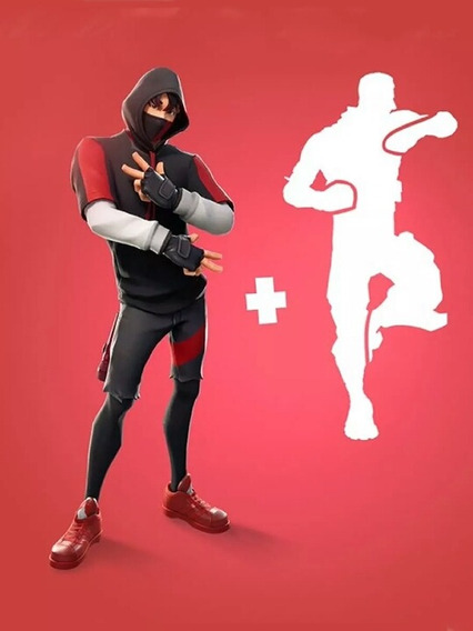 Fortnite Skin Ikonik