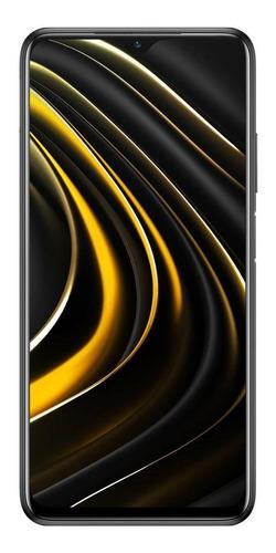 Imagen 1 de 6 de Xiaomi Pocophone Poco M3 Dual SIM 64 GB negro poderoso 4 GB RAM