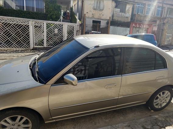 Honda Civic Ex Automatico Com Piloto Automatico