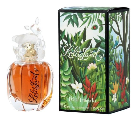 Perfume Lolitaland Edp 80ml Feminino   Original + Amostra.