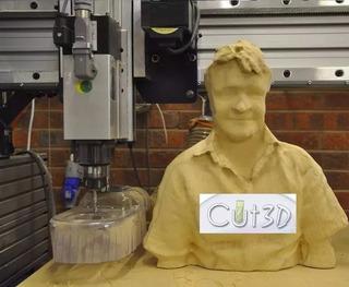 Software Cnc Diseño Cad Cam Crear Con Router Cut3d Cut 3d