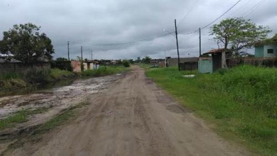Terreno No Jardim Das Palmeiras, Em Itanhaém, 339m² Ref 5069
