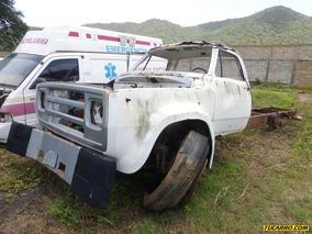 Chocados Dodge Chasis