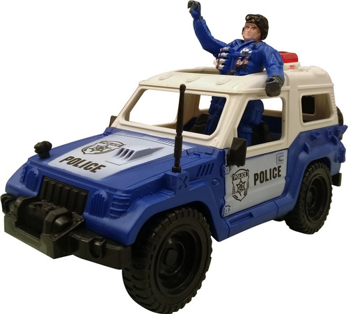 Set De Rescate Juguete Rescue Team Camioneta Full (25029)