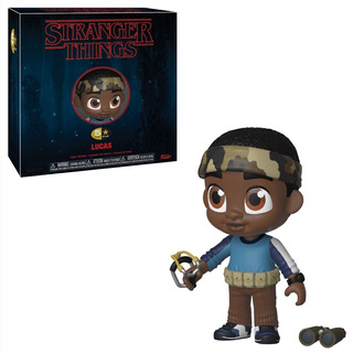 Funko Pop Lucas Five Star Stranger Things