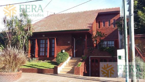 Venta Casa Chalet 4 Ambientes En Don Bosco Quilmes ( 25378) Pileta Y Fondo Libre