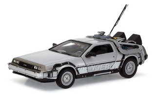 Delorean Time Machine Back To The Future Welly 1:24 22443