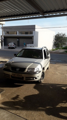Volkswagen Parati 2004 1.6 City Total Flex 5p