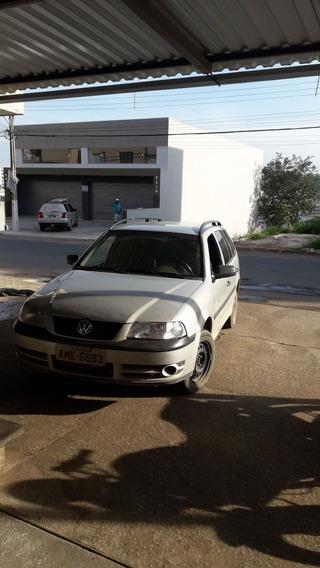 Volkswagen Parati 2004 1.6 City Total Flex 5p