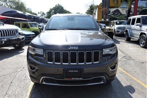 Imagen 1 de 12 de Jeep Grand Cherokee Limited Lujo Blindada Nivel 3 2015
