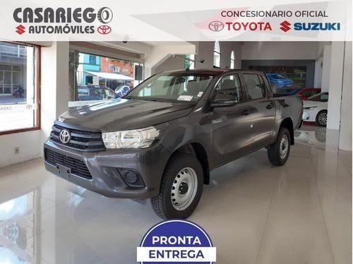 Toyota Hilux Dx 4x4 Diesel Precio Leasing 2.4 2021 0km