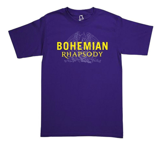 Playera Queen - Bohemian Rhapsody
