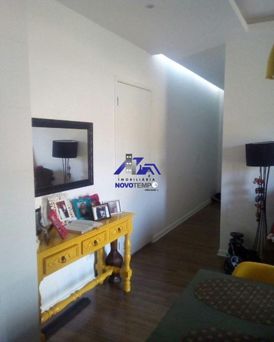 Apartamento Residencial À Venda, Barueri. - Ap0022 - 67873643
