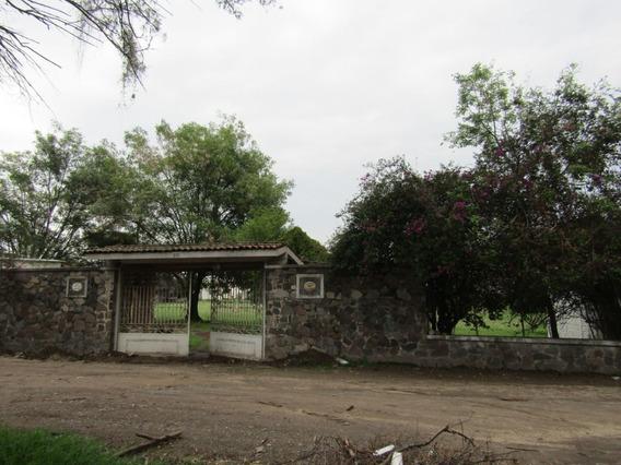 Terreno En Santa María Tequepexpan