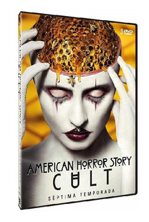 American Horror Story - Importe Por Temporada - Dvd