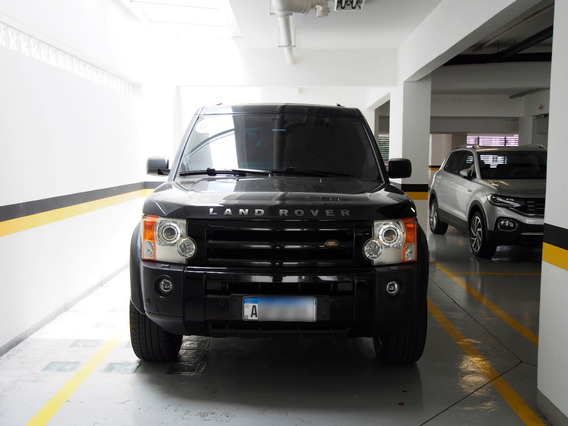 Discovery 3 V8 Hse