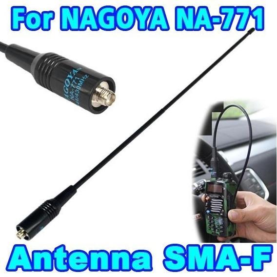 Antena Flexivel Dual Band 37cm Radio Baofeng Frete Gratis