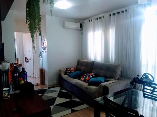 Imagem 1 de 15 de Apartamento De 2 Dormitórios Em Capoeiras -  Apenas 10 Minutos Do Centro De Florianópolis. - Ap5891